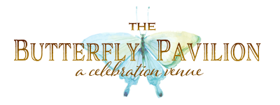 The butterfly Pavilion logo